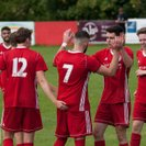 Rangers draw with physical Brimsdown