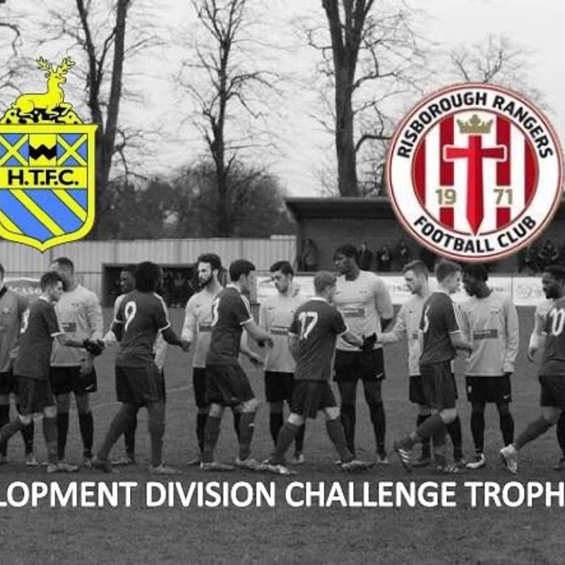 Harpenden Town Dev vs. Risborough Rangers FC