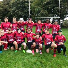 U13s 17/18 Squad Photo