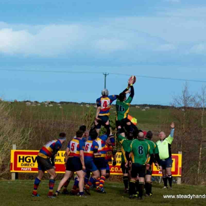 Buxton vs Linley 25-02-12