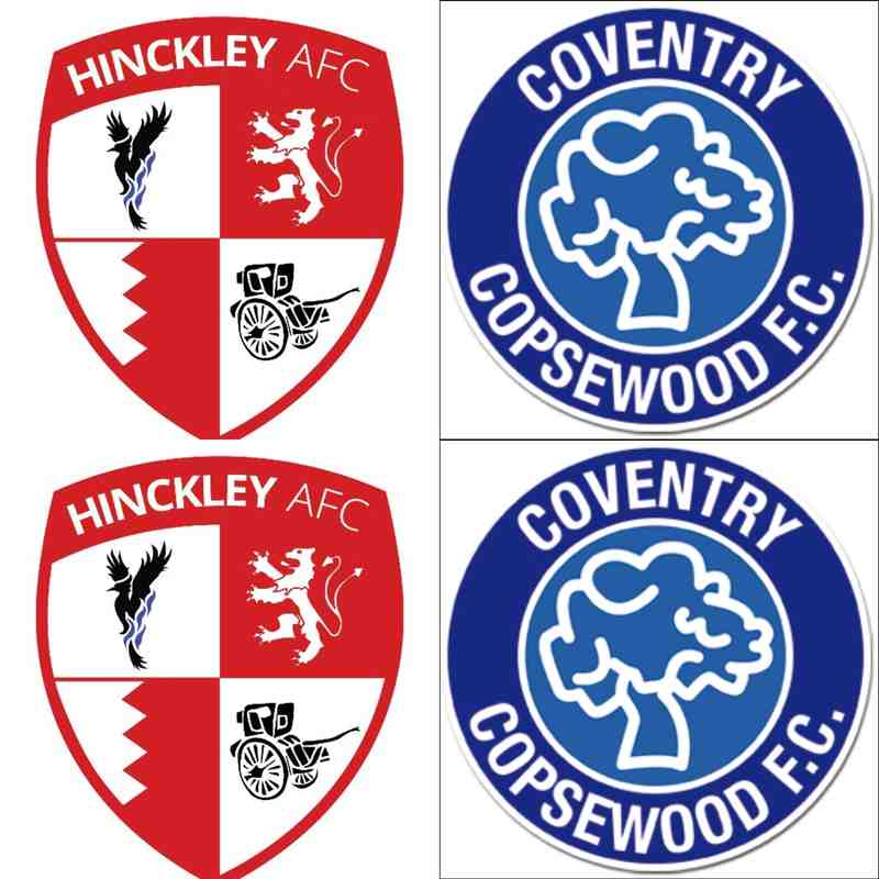 Hinckley AFC v Coventry Copsewood