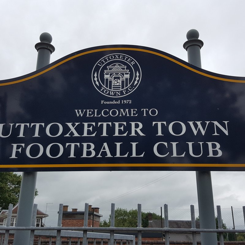 Uttoxeter Town 0-4 Eccleshall - Match Report
