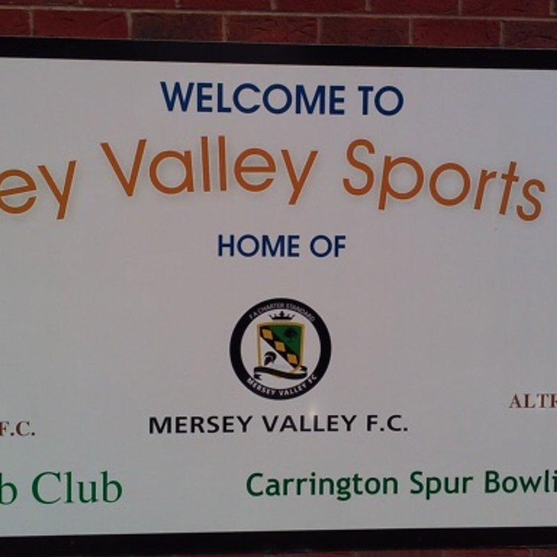 Mersey Valley 2-5 Eccleshall