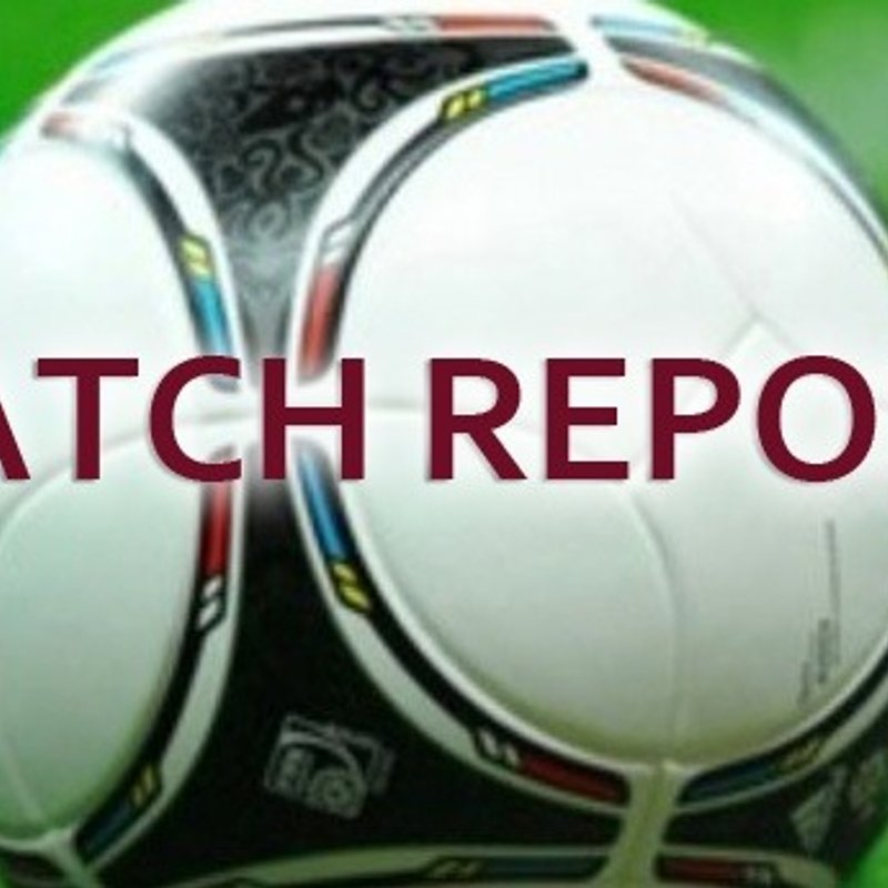 Match Report - Smethwick V Black Country Rangers