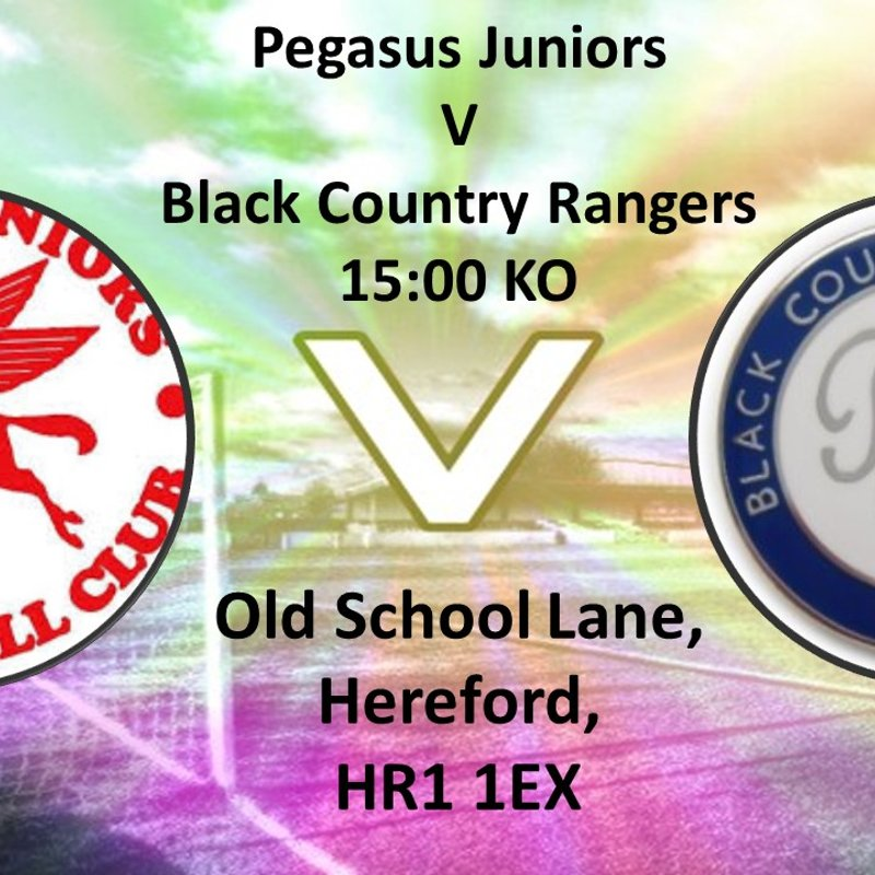 Black Country Rangers continue their good form