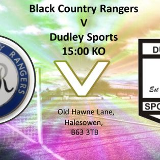 Black Country Rangers  win second home game of the season