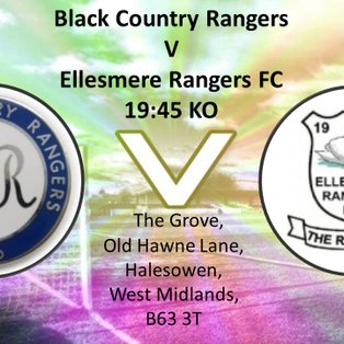 Black Country Rangers put in a spectacular second half to come back from 0-2.