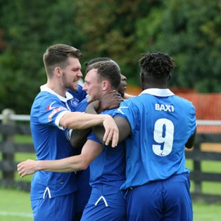Great Start for Town at Royston