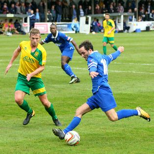Match Report, Stats and Photographs Hitchin Town 4 v 0 Stratford Town