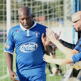 Match Report, Stats and Photographs  Stratford Town 5 v 1 Dunstable Town