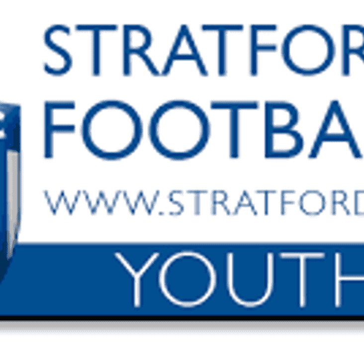 Next week's youth team game at Stourbridge has now been re-scheduled  to Wednesday 25th October 7.45 kick off