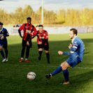 Match Report & photographs Stratford Town 3 - 1 Bishop's Stortford