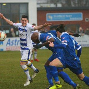 Match Report , Stats & photos Stratford Town 2 v 2 Farnborough