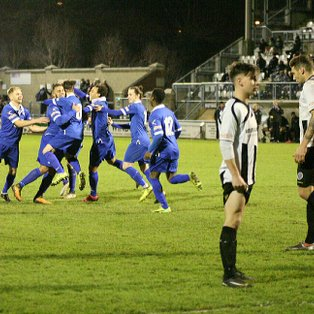 Dramatic late Winner for Town in Dorset