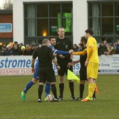 Stratford Town vs Banbury United