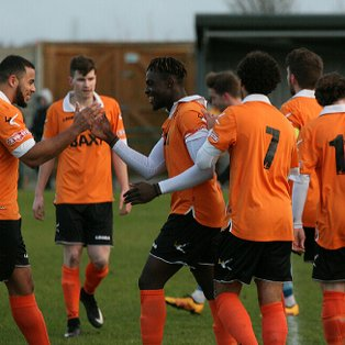 Lively Town denied victory by two controversial offside decisons