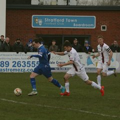 Stratford Town v Weymouth photos by Granty
