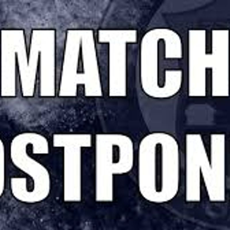 Match off; FC Stratford's game  vs GNP Sports tonight has been postponed due to a waterlogged pitch