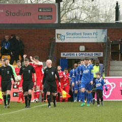 Stratford Town vs Frome Town