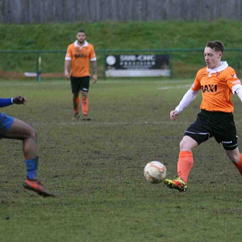 Dunstable Town 2 - 3 Stratford Town pics by Granty