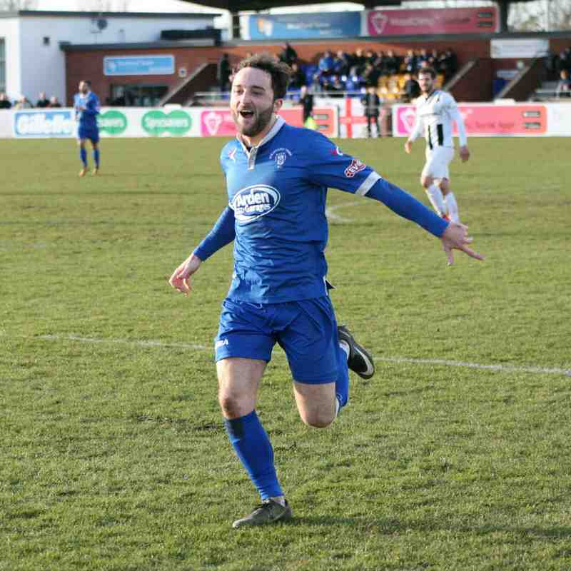 Stratford Town 2 v 0 Dorchester Town pics by Granty