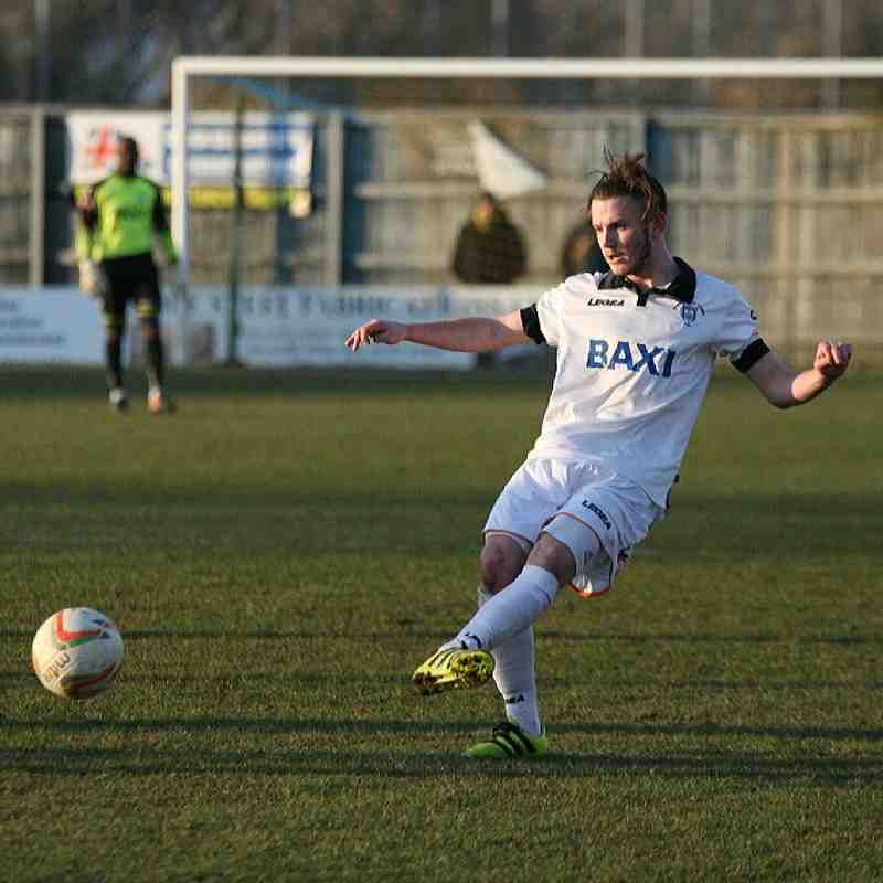 Gosport Borough 0-1 Stratford Town pics by Granty