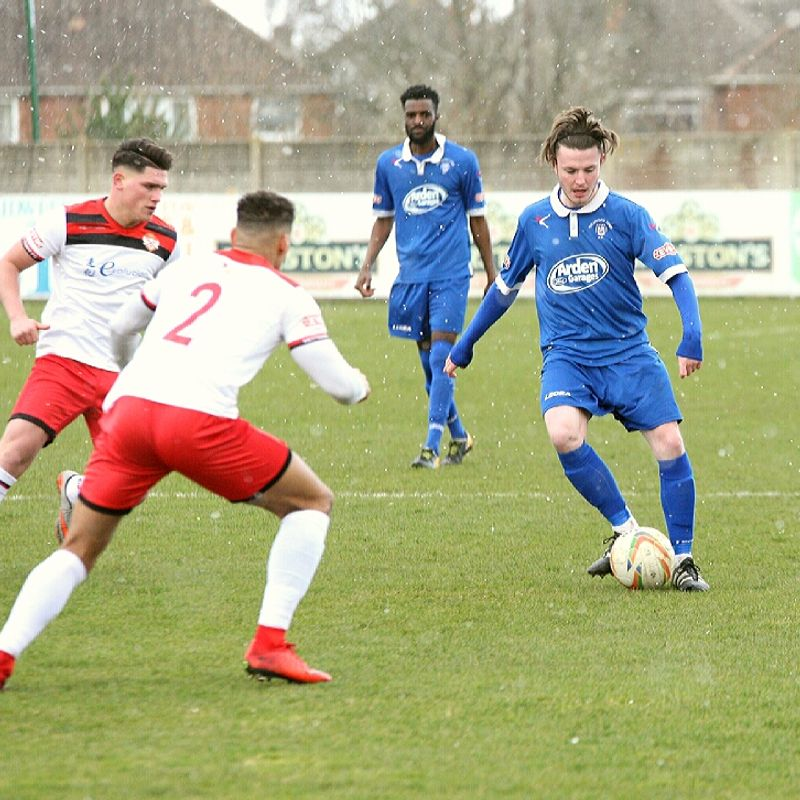 Town frozen out by promotion chasing Poppies