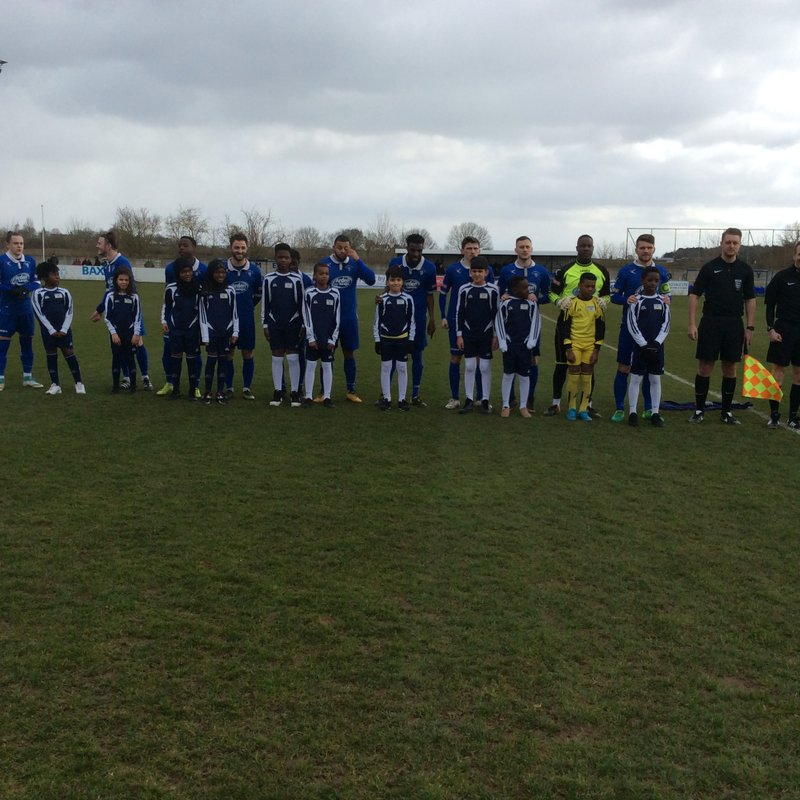 Many thanks to yesterday's brilliant mascots Brookfields Primary School