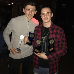 Award winners Dan Summerfield and Ben Stephens