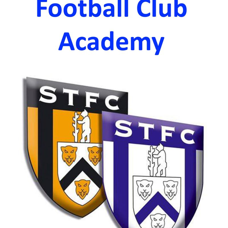 Opportunity  to  enrol onto The Stratford Town FC Football Academy!