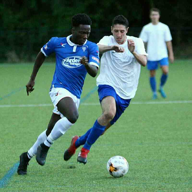 Coleshill vs Stratford Town pics by Granty