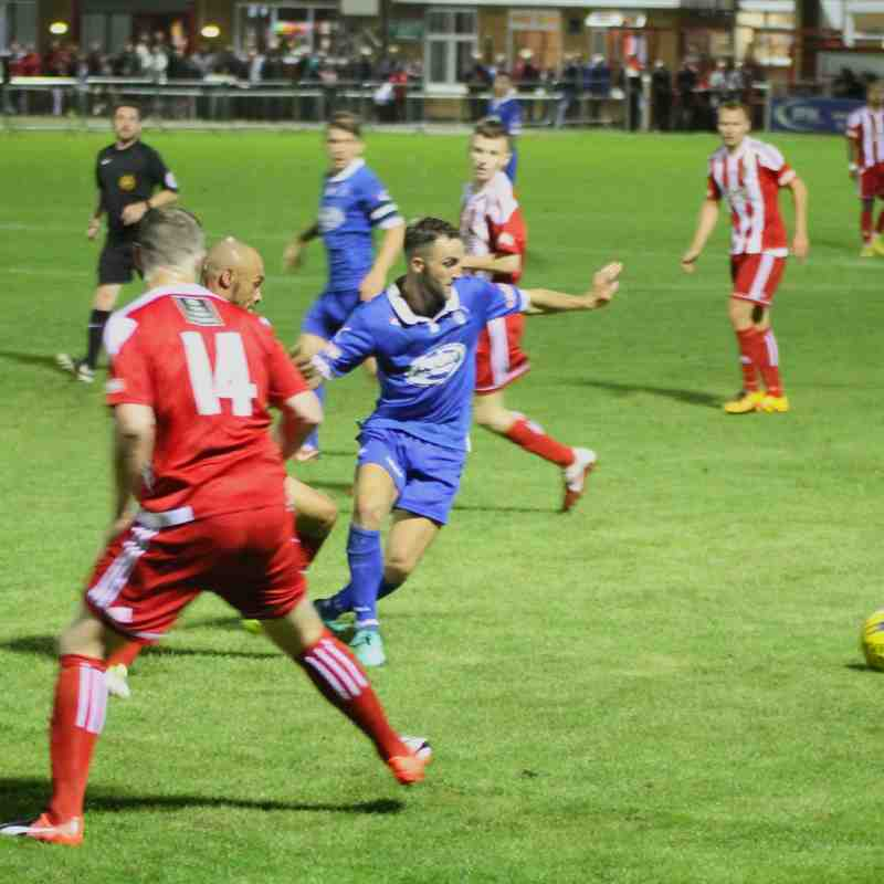 Stourbridge 3-0 Stratford Town