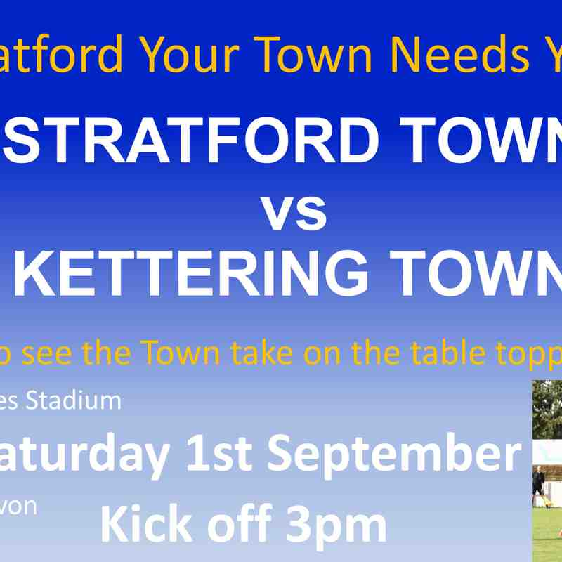 STFC v Kettering Town