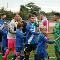 Mascots U12 Colts vs Alvechurch pics by Granty