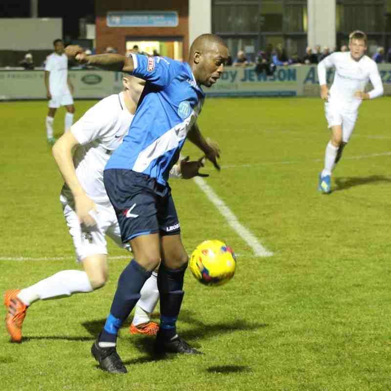 Stratford Town vs Coventry City pics by Granty