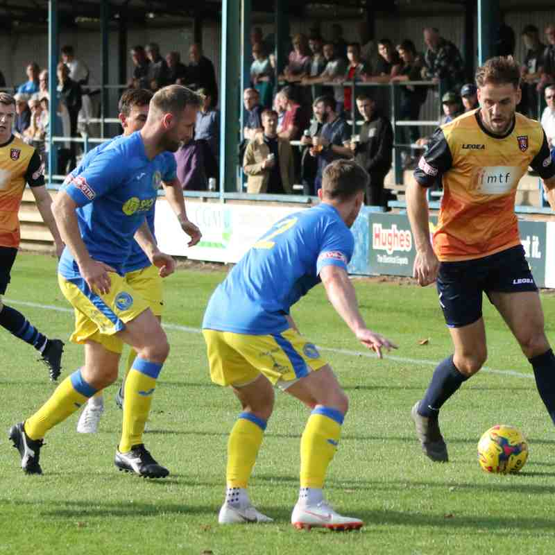 Kings Lynn Town vs Stratford Town pics by Granty