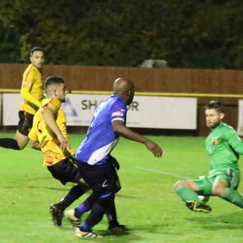 Alvechurch vs Stratford Town pics by Granty