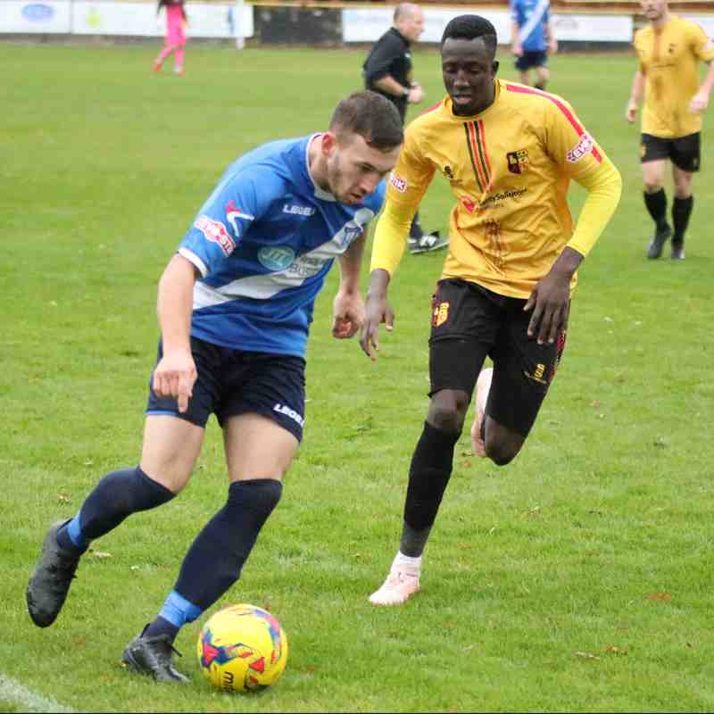 Alvechurch v Stratford Town pics by Granty FA Trophy