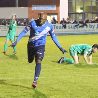 Buoyant Blues Blast the Church out of the FA Trophy