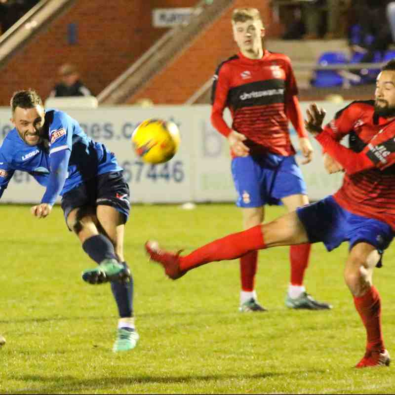 Stratford Town vs Redditch United CSS League Cup 2R Pics by Granty