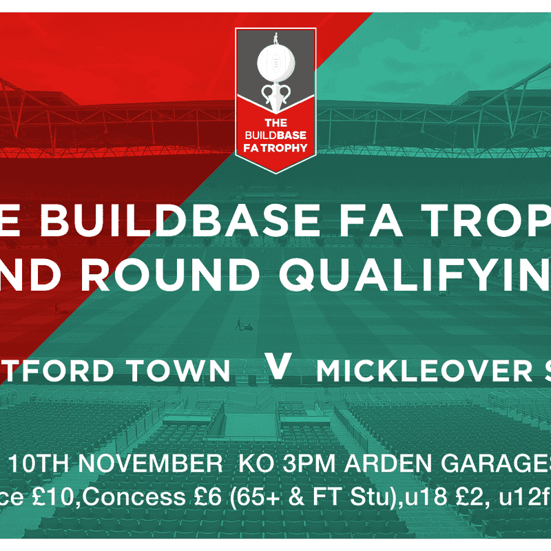 Mickleover Sports Home FAT fixture