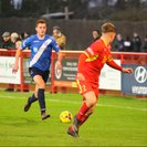 Market forces see Blues 13 game unbeaten run comes to an end in Suffolk