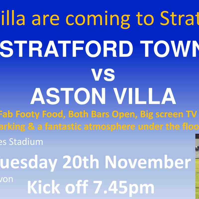 Aston Villa Home 20/11/18