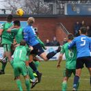 Goal shy Town fall to late Church winner