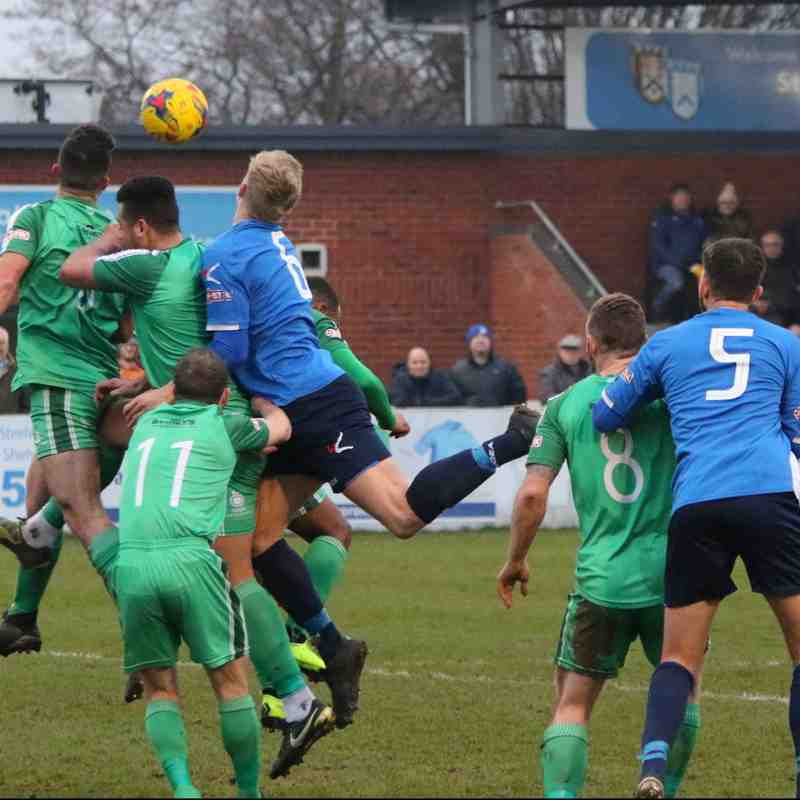 Stratford Town vs Alvechurch pics by Granty
