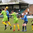 Town draw a Blank at Barwell