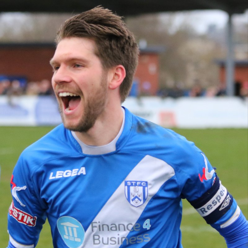 Jimmy praises Townites support & reflects on a great Town performance vs Rushden