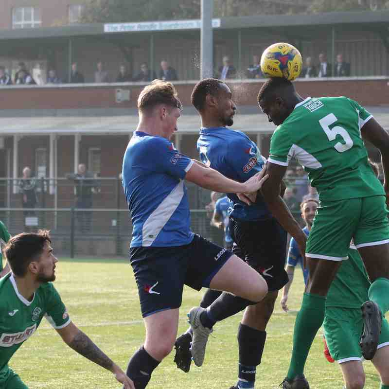 Bedworth United 0 v 2 Stratford Town pics by Granty