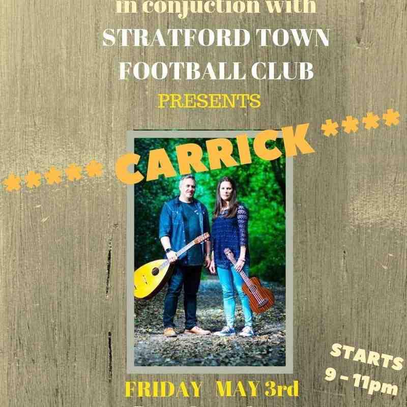 STISA Music Night - Carrick