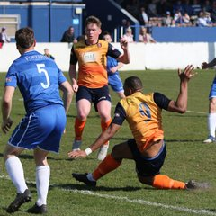Lowestoft Town v Stratford Town pics by Granty